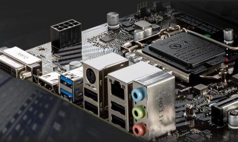 MSI H410M A Pro 10th Gen Motherboard Connectivity