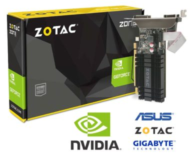 Nividia Geforce Graphics Card