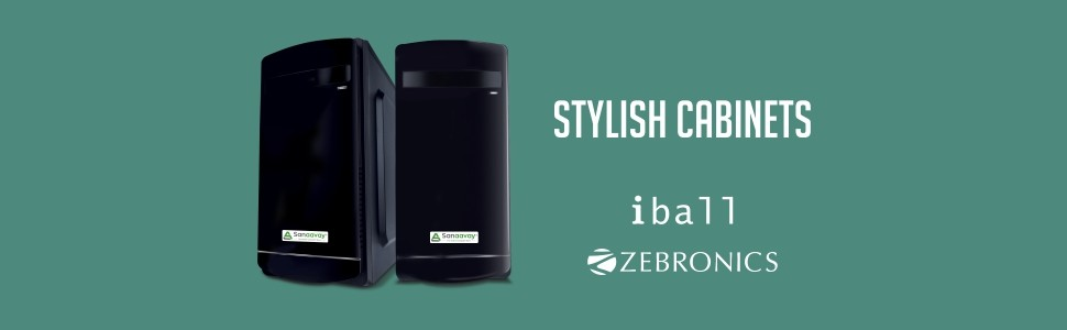 iBall cabinets