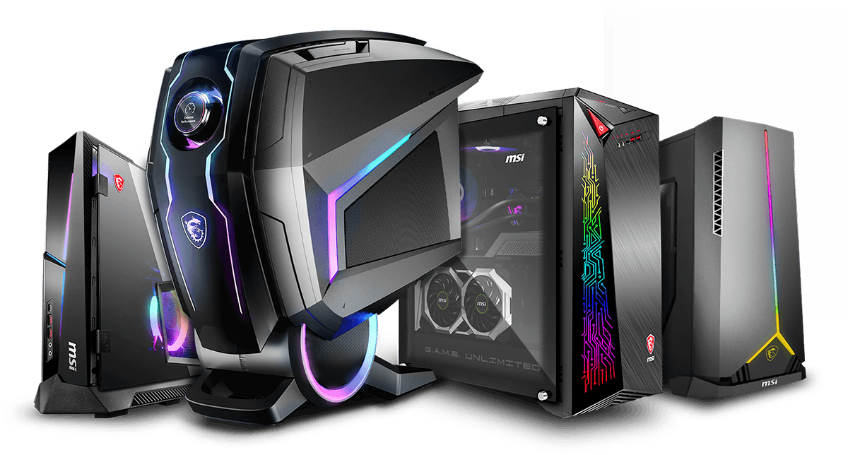 Gaming PC Rigs